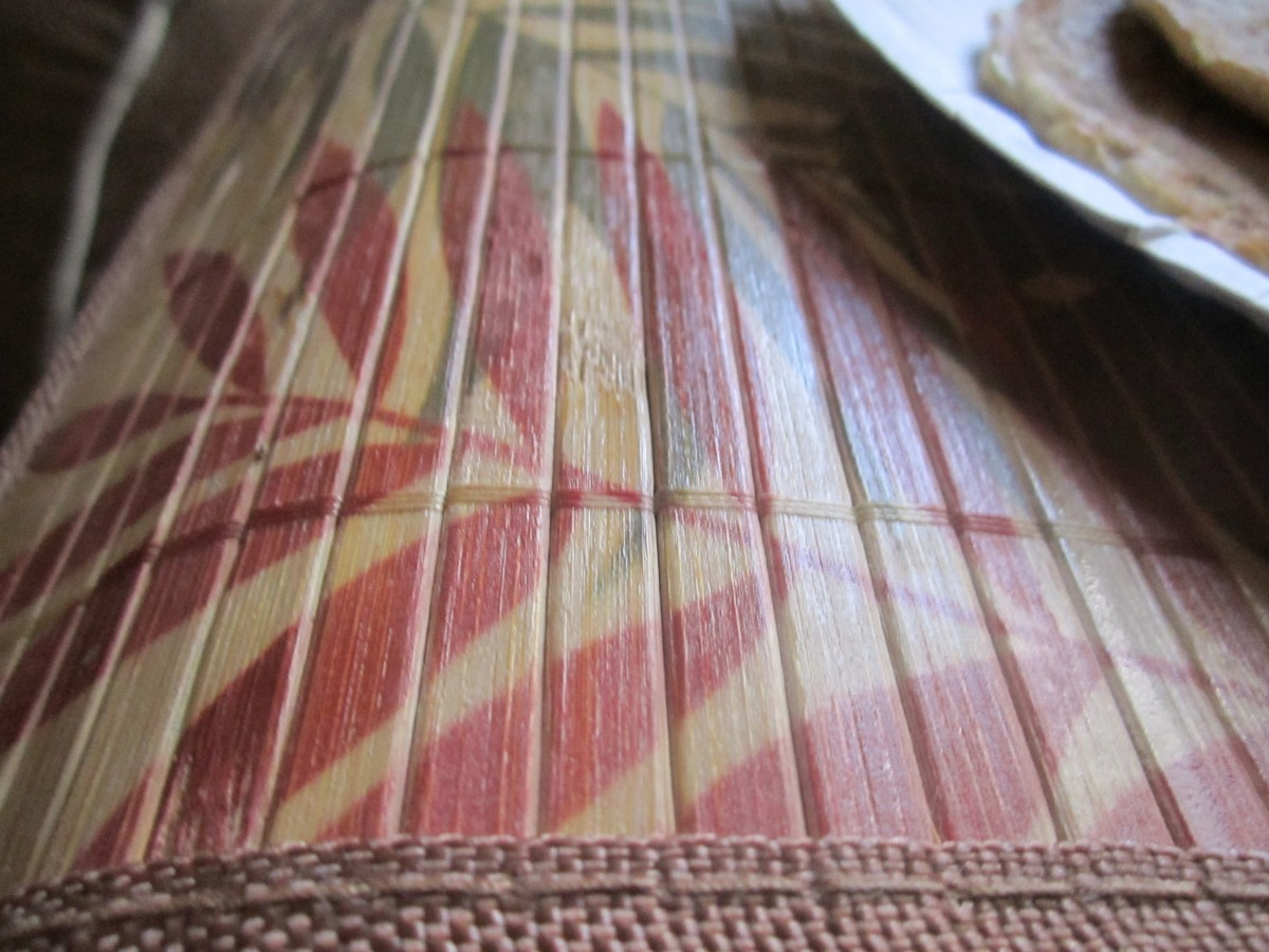 Hawaiian Placemat