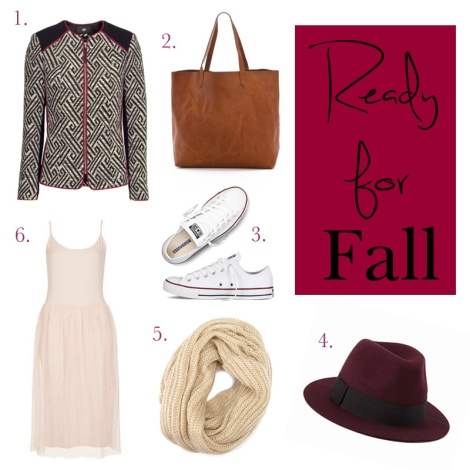 Fall Fashion Favorites - The Savory and The Beautiful
