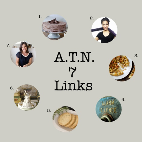 Around The Net in 7 Links - The Savory and The Beautiful