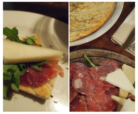 Trattoria e Pizzeria Baldovino - The Savory and The Beautiful