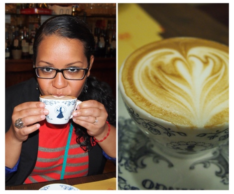 Capuccino in Italy - The Savory and The Beautiful