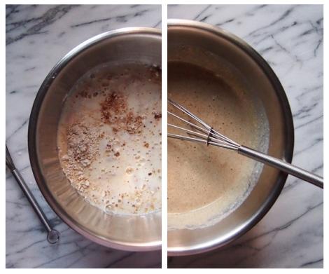 Cardamom Pancakes - The Savory and The Beautiful