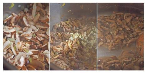 Mushroom ragu 3 | The Savory and The Beautiful