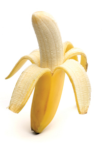 The Time I Felt Guilty About Eating A Banana